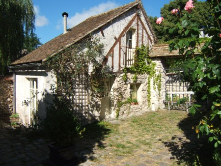 self catering guest house in giverny